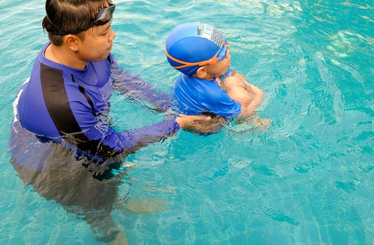 Atlantis Swimming Lessons @ GTVCC Pool